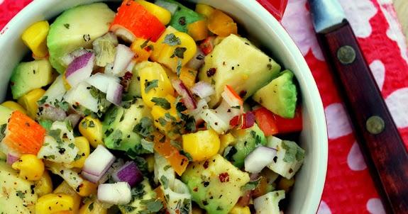 ensalada de aguacate y maíz {#ponunaensalada}