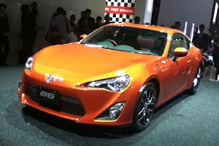 Meluncur Awal Juni, Toyota 86 Ditawarkan 3 Varian
