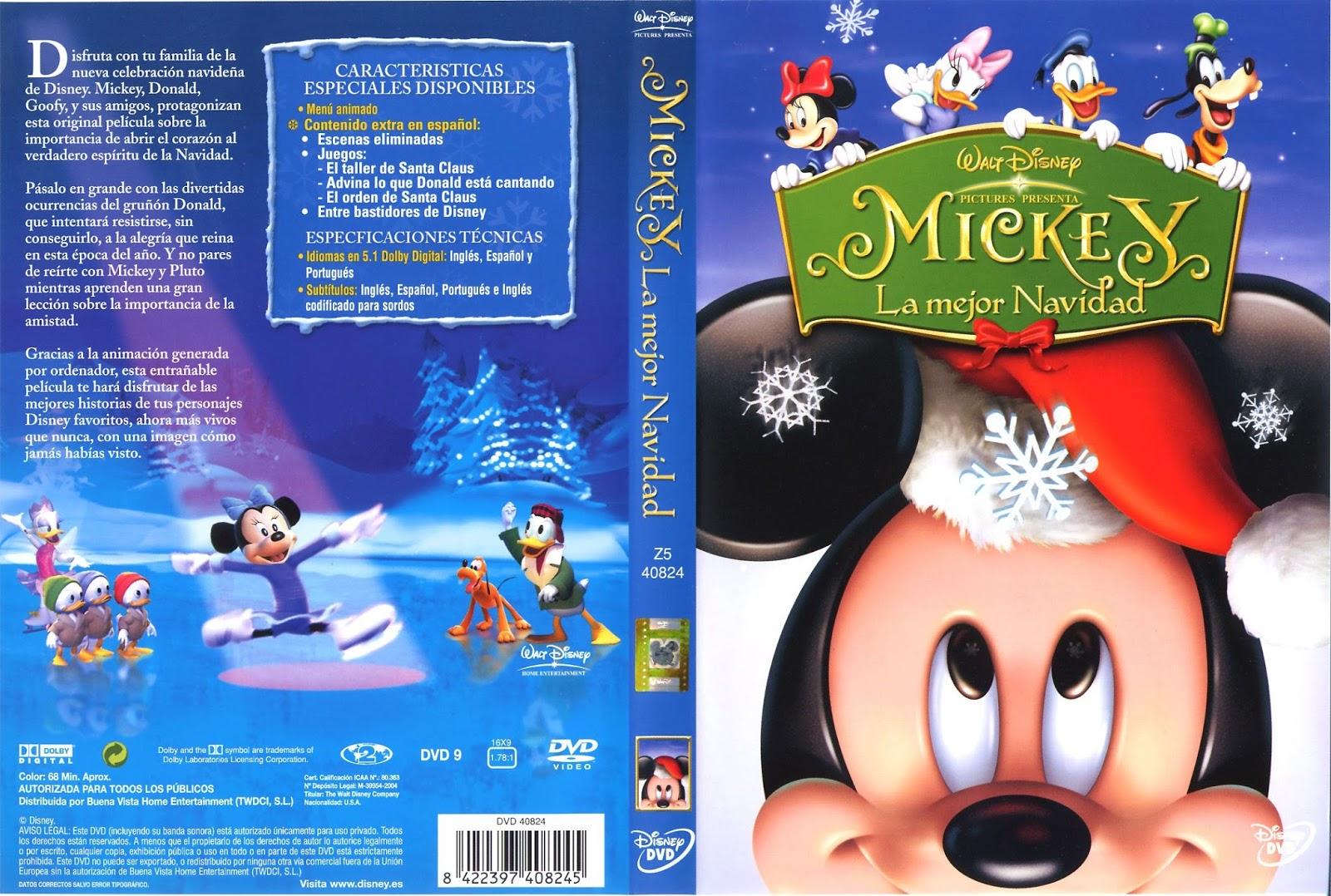 TÓMBOLA DISNEY: Mickey. La Mejor Navidad