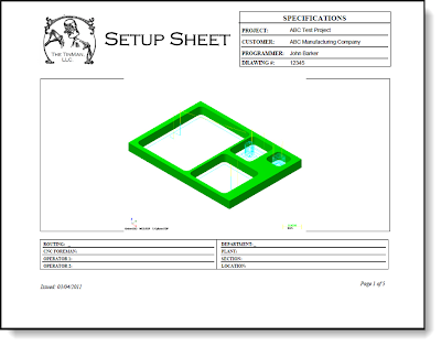 mastercam blog updated setup sheet tutorial for x5 mu1 rh mastercam com