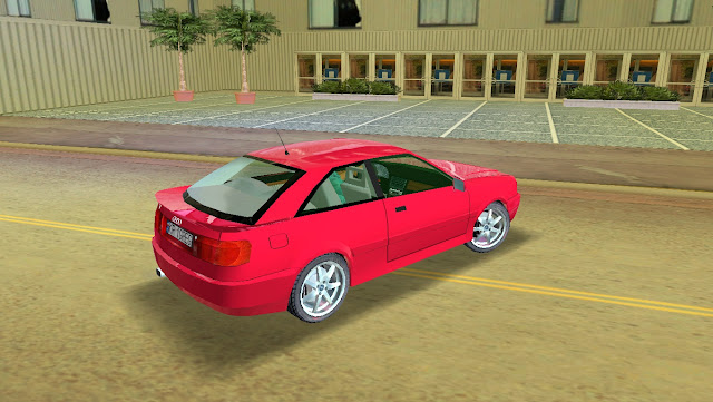 Audi S2 - GTA Vice City