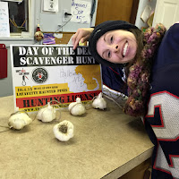 New England Fall Events_Day of the Dead Scavenger Hunt_Garlic String
