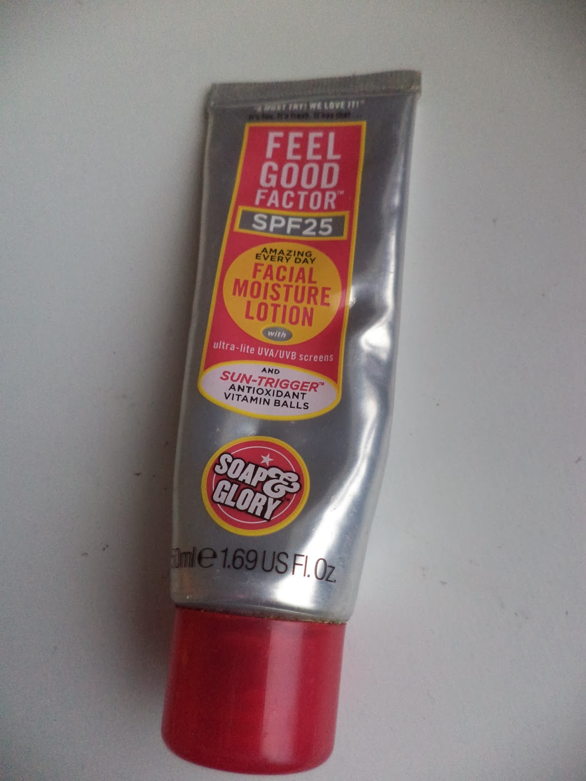 soap and glory feel good factor