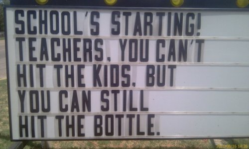 The Collection of Funny Facebook Status Updates: Funny Back To School Faceboo...