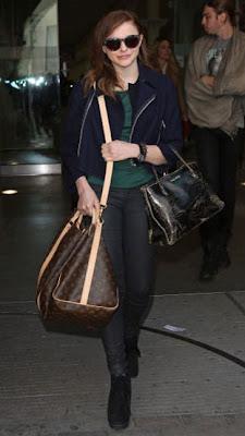 Never Be Afraid I Celebrity Inspiration Fashion Chloe
