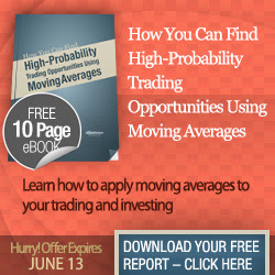 High-Probability Trading Opportunities Using Moving Averages