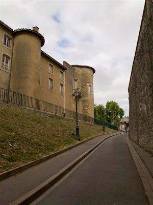 Château Vieux (Castillo Viejo) de Bayona