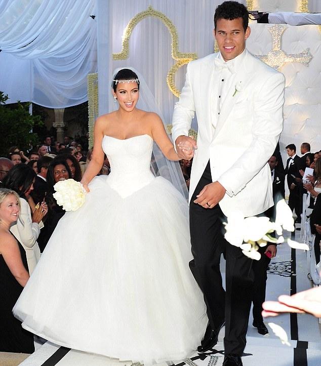 megvictor: Kim Kardashians Wedding Photos