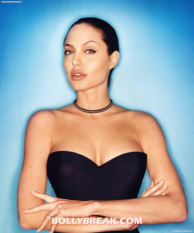 Angelina Jolie 2012 formal - Angelina Jolie Hot Photoshoot Pics - 2012