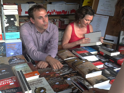 Feria del Libro de Zaragoza 2012