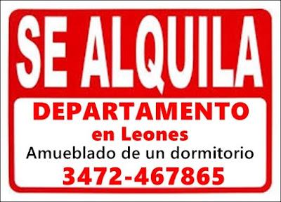 ESPACIO PUBLICITARIO : ALQUILER DEPARTAMENTO
