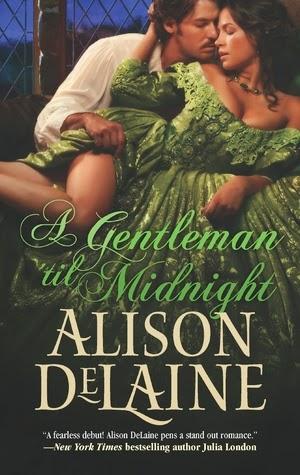 Author Spotlight/Interview: Alison DeLaine