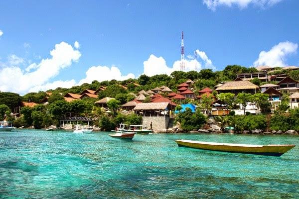 Paket wisata Bali Tour Spesial Beach Club Cruise - Pulau Lembongan