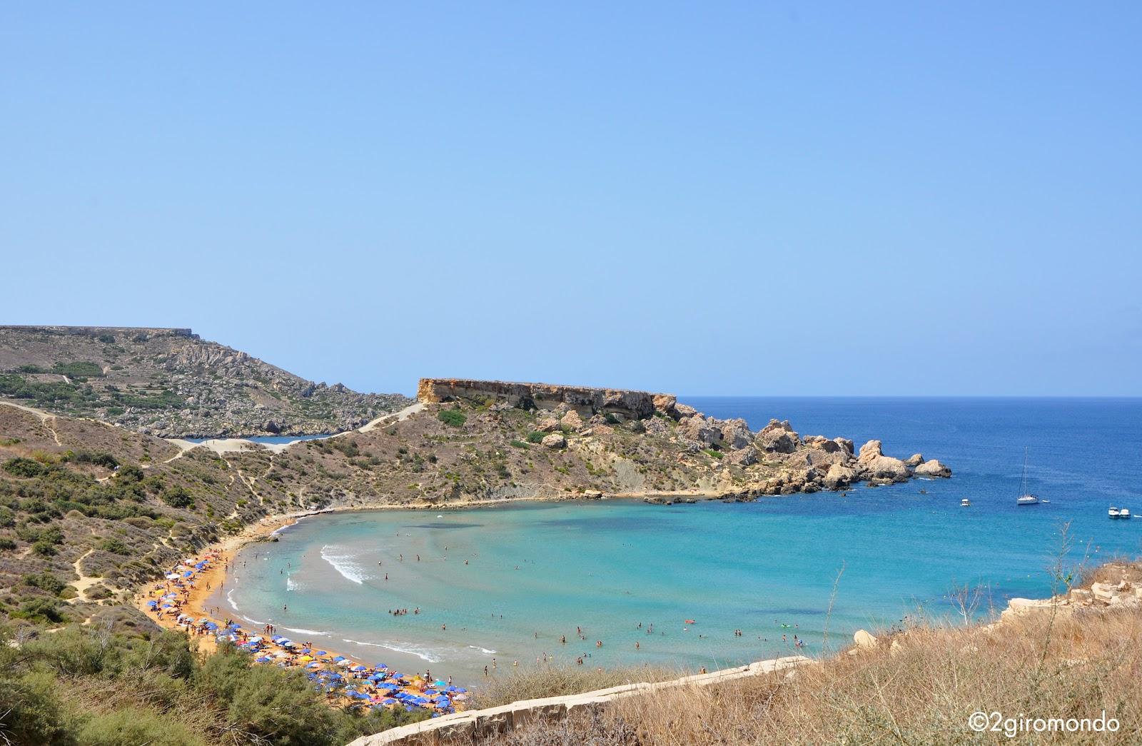 Spiagge sabbia Malta
