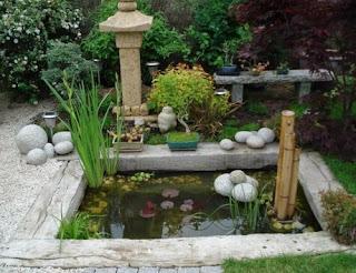 como crear un jardin japones en un espacio reducido o grande