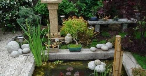 Como hacer un jard n japon s en un espacio reducido o grande verde jard n - Como empezar un jardin ...