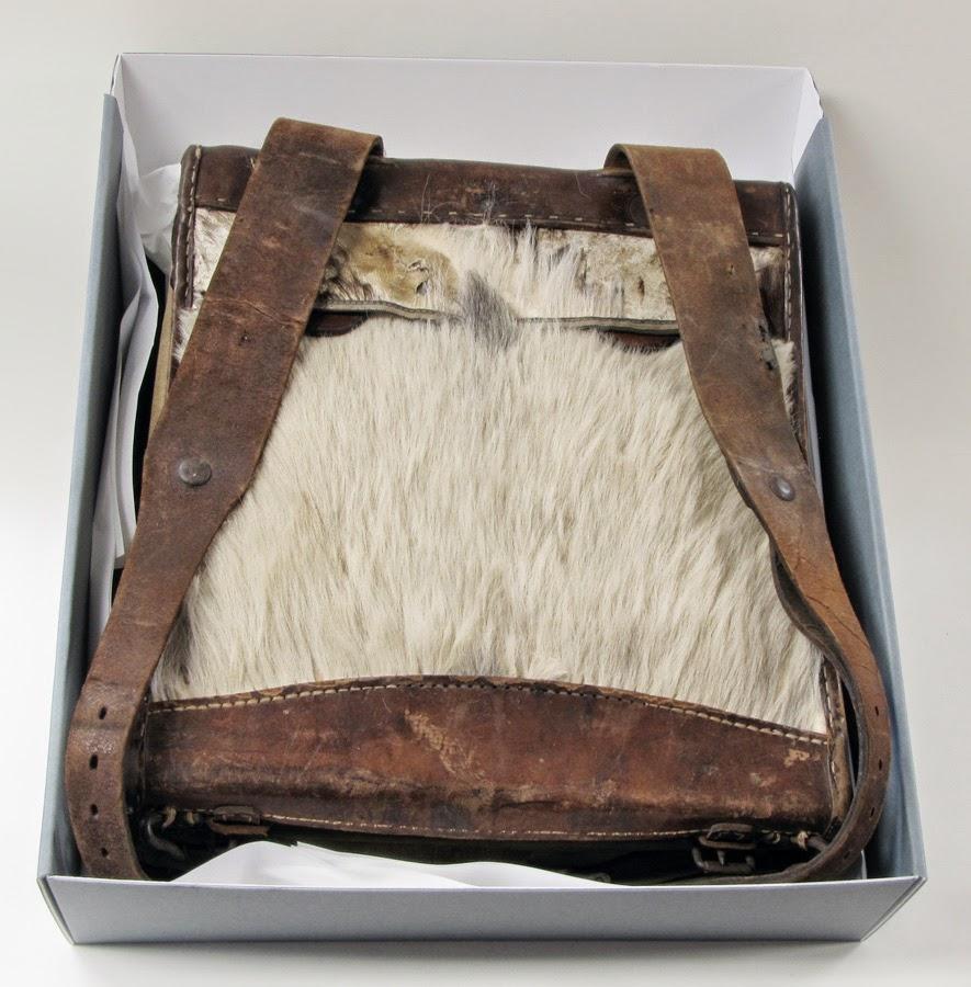 Finally, Archivally Packed In Talas' Finest Custom T16 2piece (dropfront)  Box In Eplus Heritage Corrugated Board Zum Schlu�, Alles Archivalisch