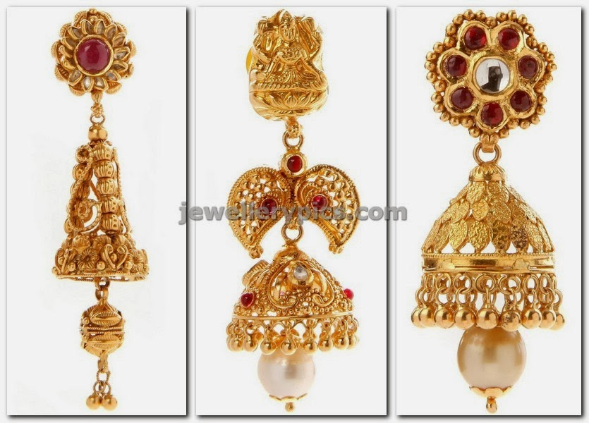 2014 latest antique buttalu by NAC jewellers