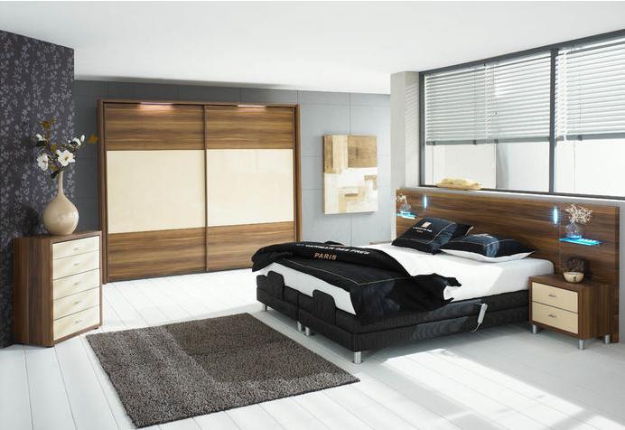 Moderne Woning Ideeën: Slaapkamer Meubels | Kleine Slaapkamer ...