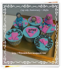 Cup cake set 6cup
