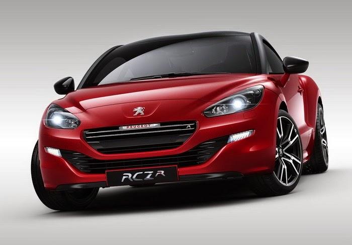 2015 Peugeot RCZ R Specs
