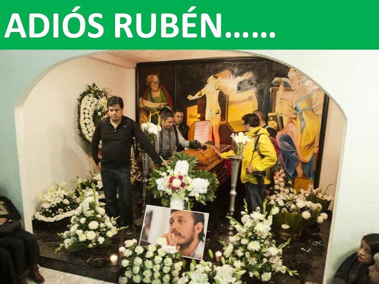 adios ruben