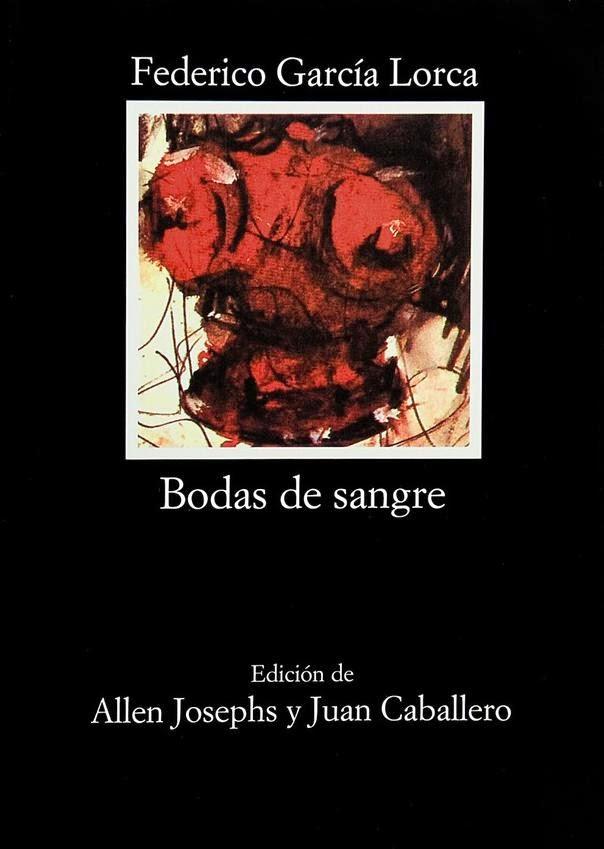 """Boletín de """"Bodas de sangre"""" de García Lorca"""