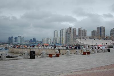 Dalian Skyline