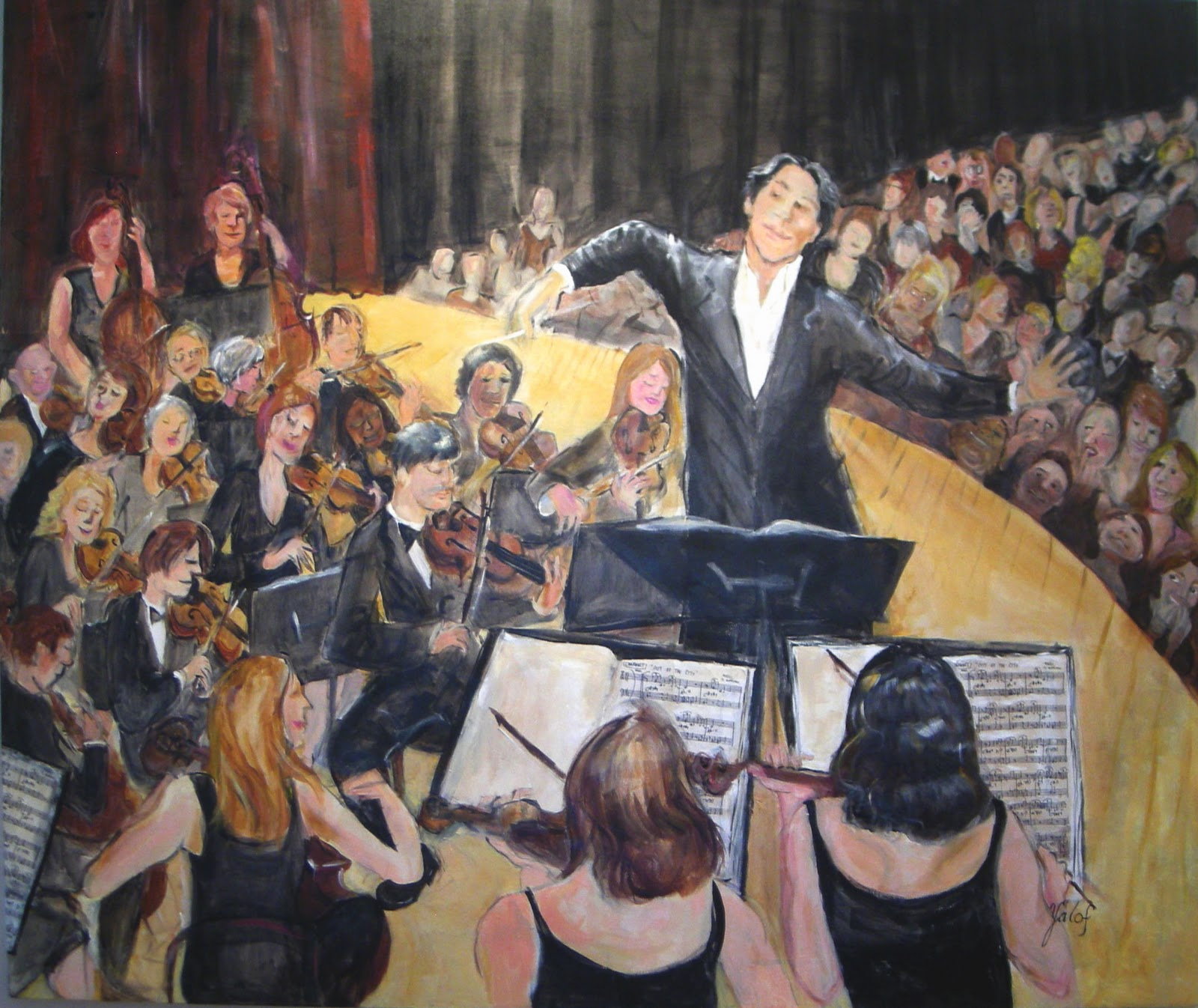 orchestra Free Event:  Can The Arts Make Us More Joyful and Better People?