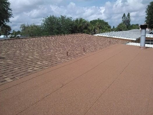 Modified Roofing Materials : J k behan roofing