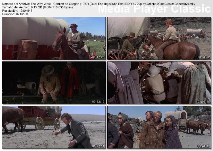 Imágenes de la película: Camino de Oregón | 1967 | The Way West