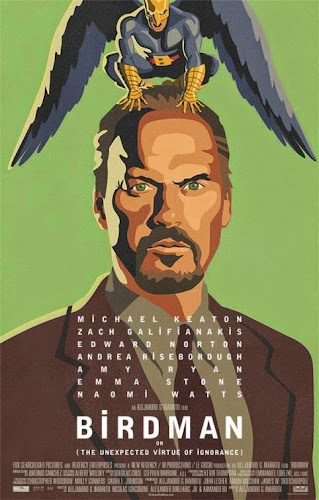 Birdman (BRRip 1080p Dual Latino / Ingles) (2014)