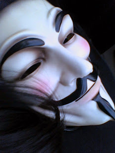 Não tenhas uma máscara