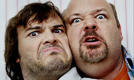 Tenacious D (aka The Greatest Rock Band in the World) returns with a ... Jack Black Tenacious D Tribute
