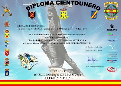 101 la legion: