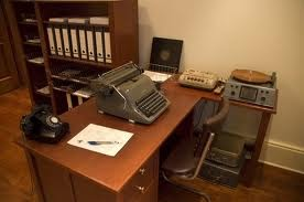 the retro office