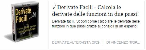 Scarica Derivate Facili