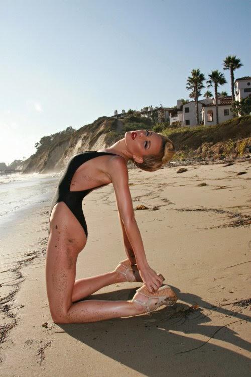 Lindsay Hancock linda modelo sensual fotografia vintage pin-up