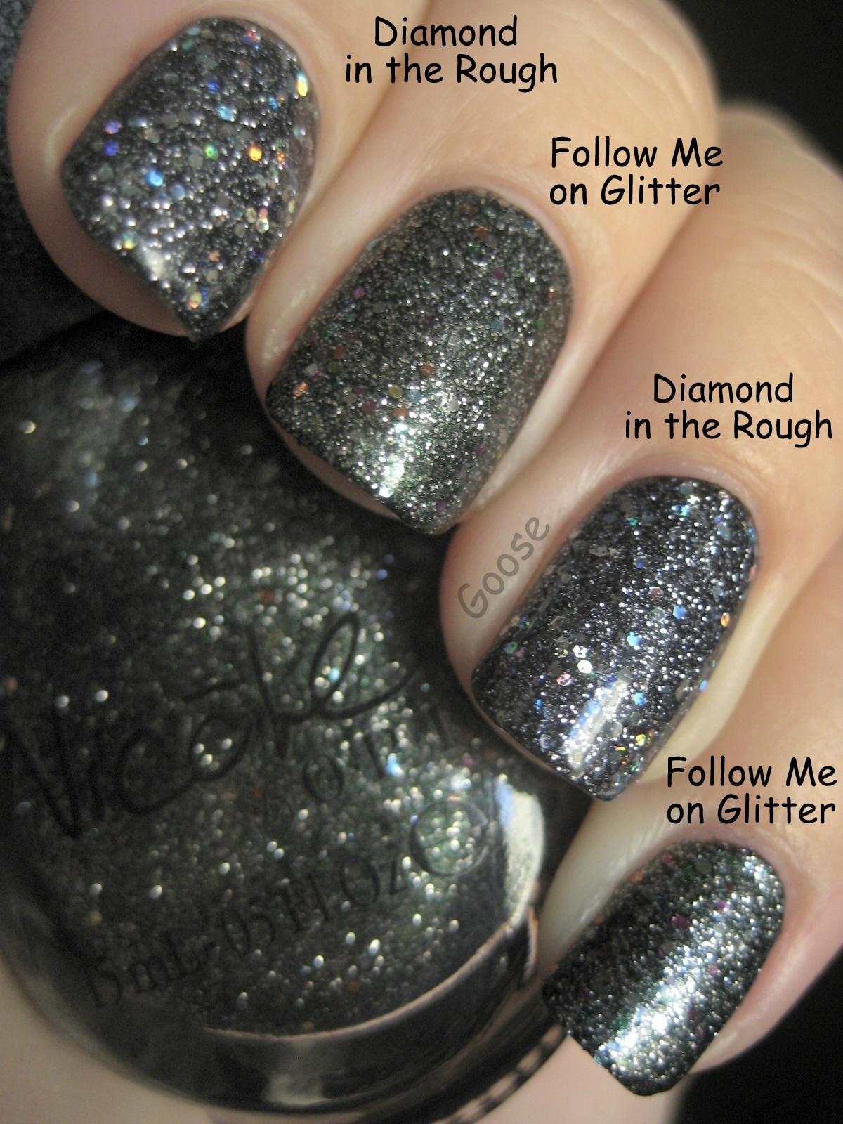 Goose\'s Glitter: Some Nicole by OPI Kardashian Kolors
