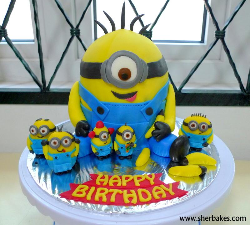 Minion Cupcake Tutorial  YouTube
