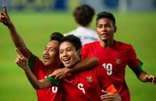 Aksi Timnas U-19 Bangkitkan Gairah Sepakbola Indonesia