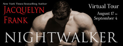 Nightwalker Blog Tour