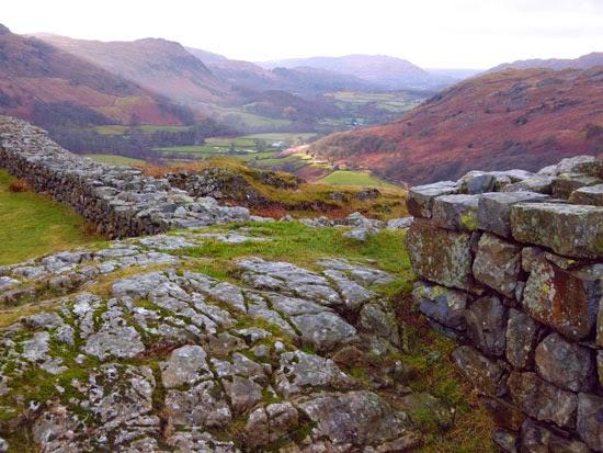 Eskdale, Roman Lake District, Roman ruins in England