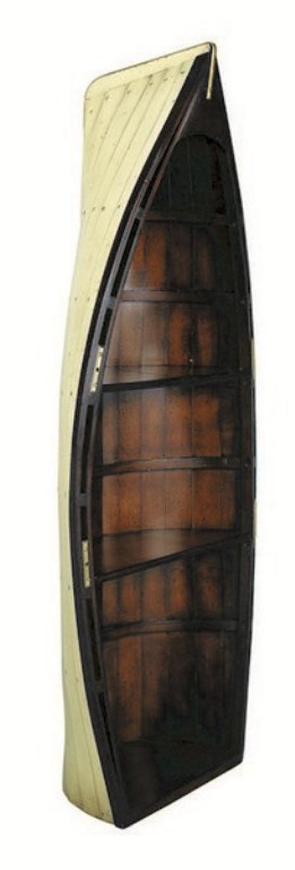 Boat Bookcase Picture