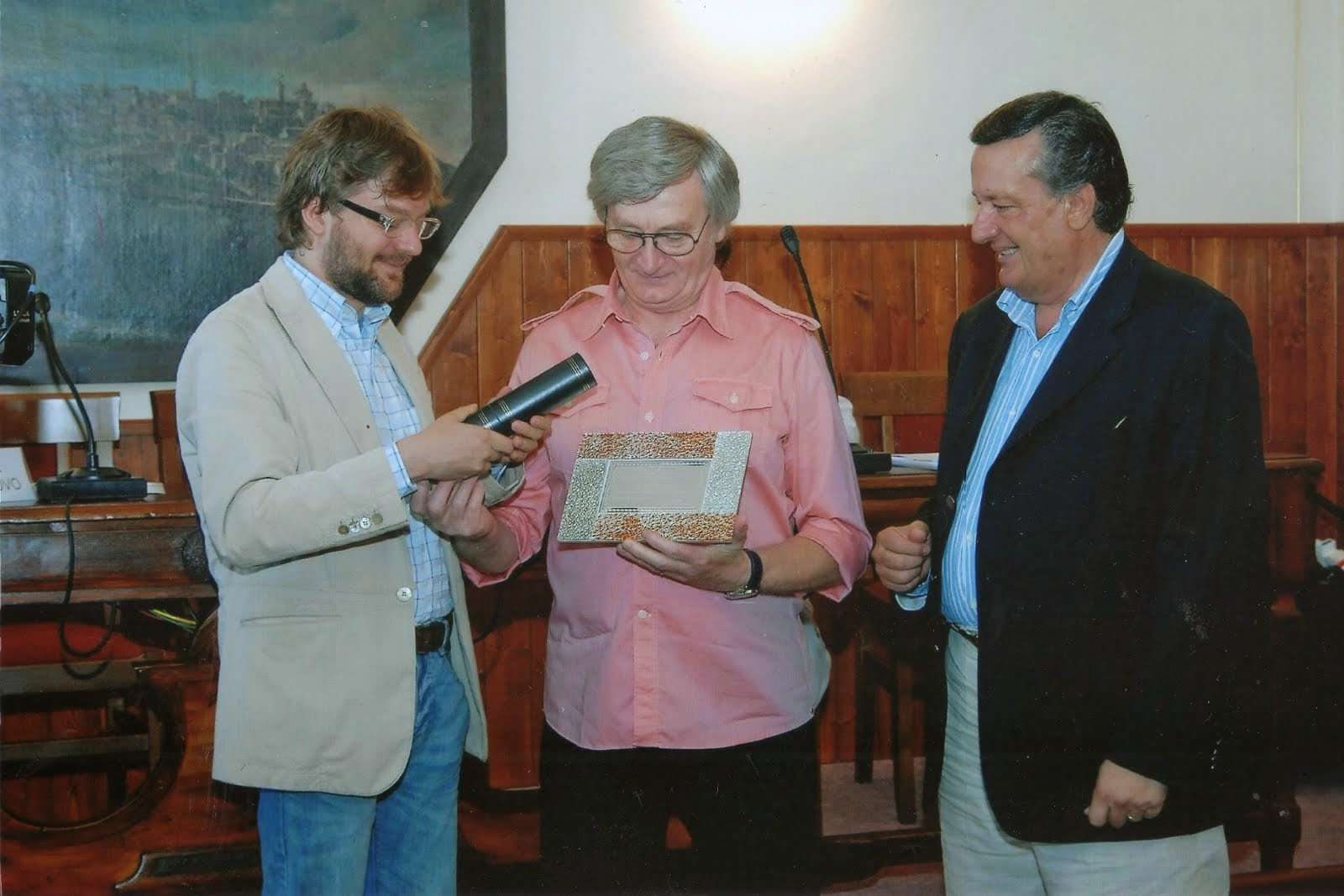 2010 - Premio ''Arcevia per lo Sport'' (Clicca sulla foto per il video)