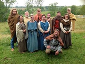 Iron Age Scotland Fashion Men