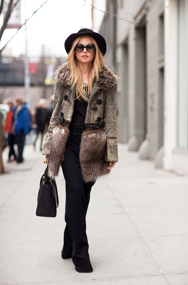 Rachel zoe la estilista de moda look chic for Bureau zoe new york