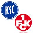 Karlsruher SC - FC Kaiserslautern