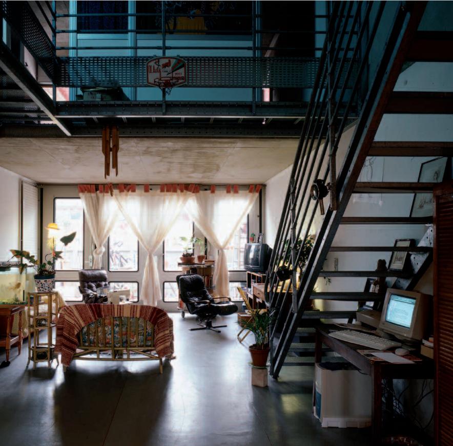 Laboratoire Urbanisme Insurrectionnel Habitat Social