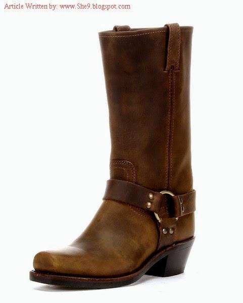 Long Shoes Fashion for Girls